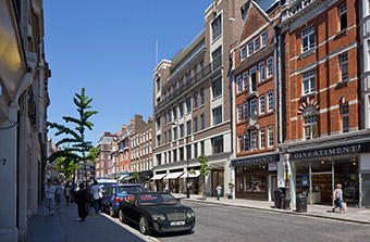The W1 London, Marylebone